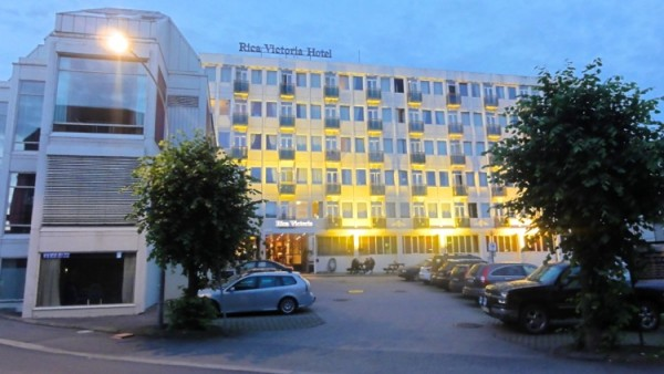 Rica Victoria Hotell Lillehammer